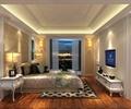 卧室设计,床,床头柜,软包墙面,电视柜,地毯