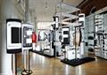 商店设计,商店展示,展示架,宣传牌,衣架