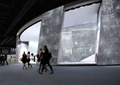 商店建筑,建筑設計,玻璃墻,外墻裝飾,入口設計