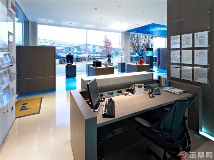 工作室,办公桌椅