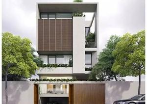 现代别墅住宅建筑设计jpg实景图
