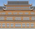 古建筑,文化建筑,多层建筑