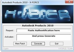 Autodesk 3DS Max Design 2010 注冊機