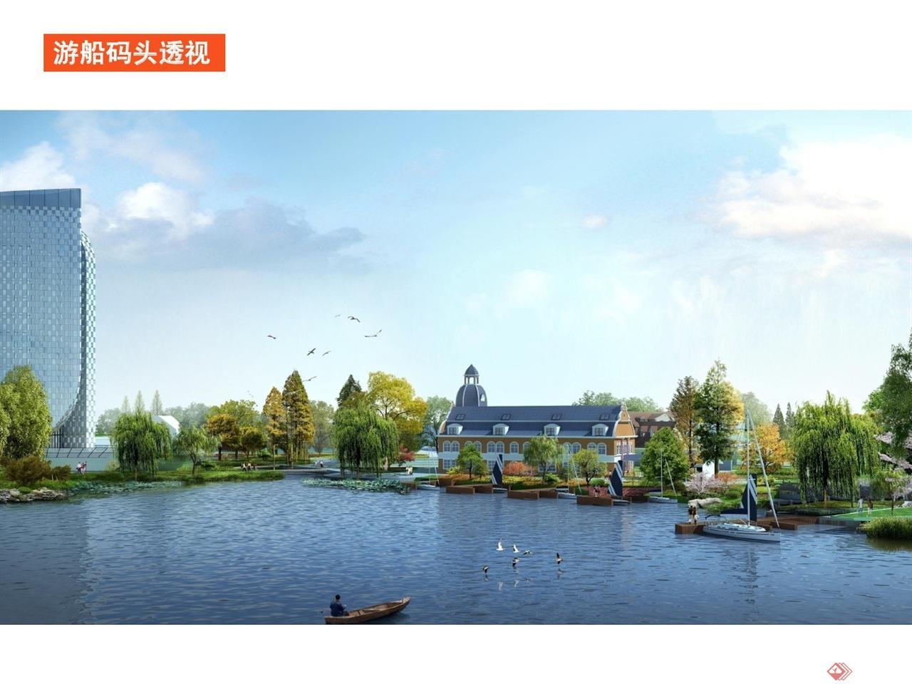 中国淮安世界运河文化旅游区运河文化广场景观设计008