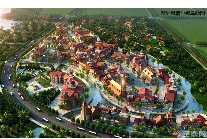 某海湾旅游度假小镇规划设计PDF文本(2)