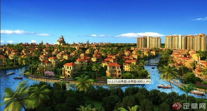 某海湾旅游度假小镇规划设计PDF文本(3)