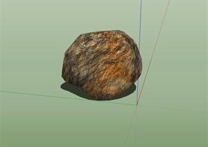 石头设计SU(草图大师)模型