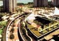 小区景观,树池,小区规划,儿童游乐设施,小区道路