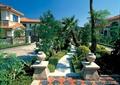 入口景观,绿化带,地面素材,雕塑小品