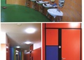 卫生间,洗漱盆,卫浴镜,走廊,过道