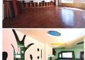亲子空间,幼儿园,托儿所,木地板,教室