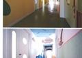 亲子空间,幼儿园,托儿所,走廊,过道