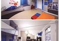 幼儿园,亲子园,教室,桌凳组合,吊灯