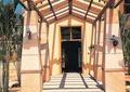 廊架,入口廊架,入户景观