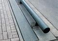 地面鋪裝,排水溝