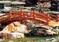 園橋設計,木橋,拱橋園橋,欄桿圍欄
