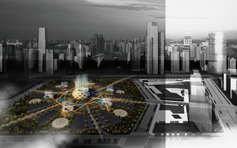 互联网背景下大学校园社区空间规划设计