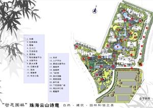 珠海某小区景观规划设计方案高清文本
