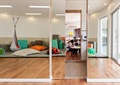 幼兒園設計,幼兒園空間,休息室