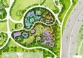 公园绿化,公园景观,公园