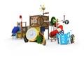 兒童游樂場,兒童游樂設施,兒童器械