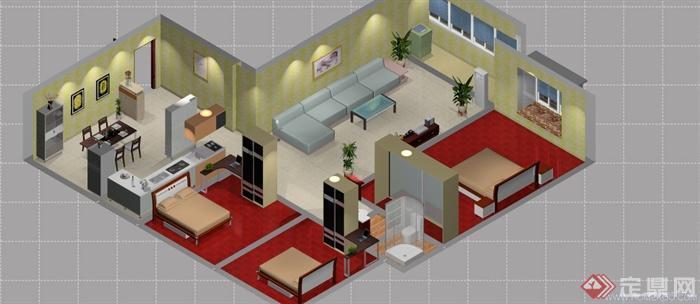 室內空間,室內裝飾,室內設計,住宅室內裝飾