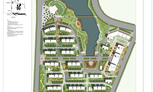 万博玖珑湾方案设计