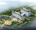 医院,医院景观,医院环境,医院建筑,医院鸟瞰图