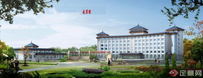医院,医院建筑,医院大楼,医院环境