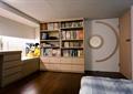 卧室,书柜,床,衣柜,柜子
