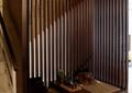 屏风幕墙,桌凳