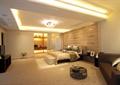 卧室,床,软包墙面,沙发,茶几