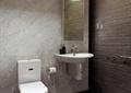 卫生间,马桶,洗手盆,镜子