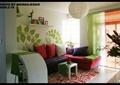 客厅,沙发,茶几,灯具