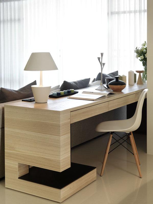 桌椅,台灯