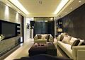 客厅设计,沙发组合,茶几,电视背景墙
