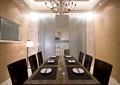 餐厅,餐桌,吊灯