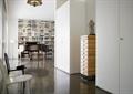 书房,椅子,柜子