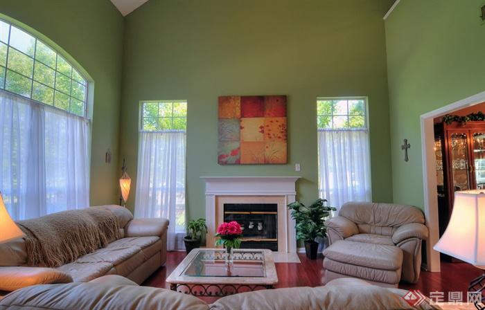客厅,客厅沙发,沙发组合,沙发茶几