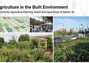 景观建设中的农业案例高清文本