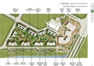 成都高新区某住宅景观设计方案高清文本