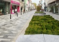 商业街,商业环境,街道景观,商业楼