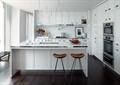 开放式厨房,厨房,厨房餐柜,厨房设施