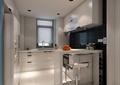 开放式厨房,桌凳,厨房设施,厨房餐柜