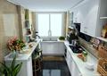 厨房,厨房餐柜,橱柜,桌凳,厨房设施