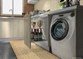 橱柜,洗衣机