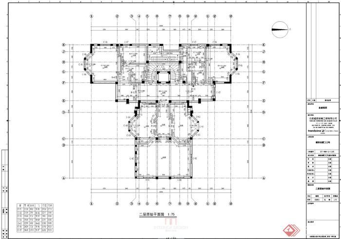 上海檀宫别墅住宅空间设计jpg方案及效果图(7)