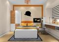 卧室,卧室床,桌椅,床头柜,衣柜