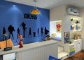 儿童房,儿童床,柜子,吊灯