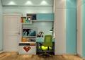 兒童房,桌椅,衣柜,臥室門,柜子